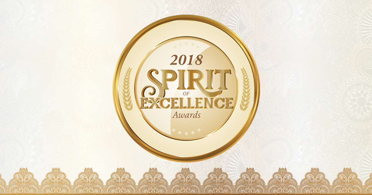 Meet the 2018 Spirit of Excellence Winners